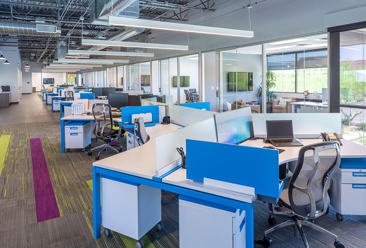 McCarthy Nordburg Collaborative Design For Creative Office