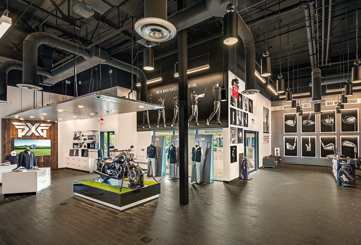 McCarthy Nordburg Architectural Interior Design Firm: Distinctive Retail Experience