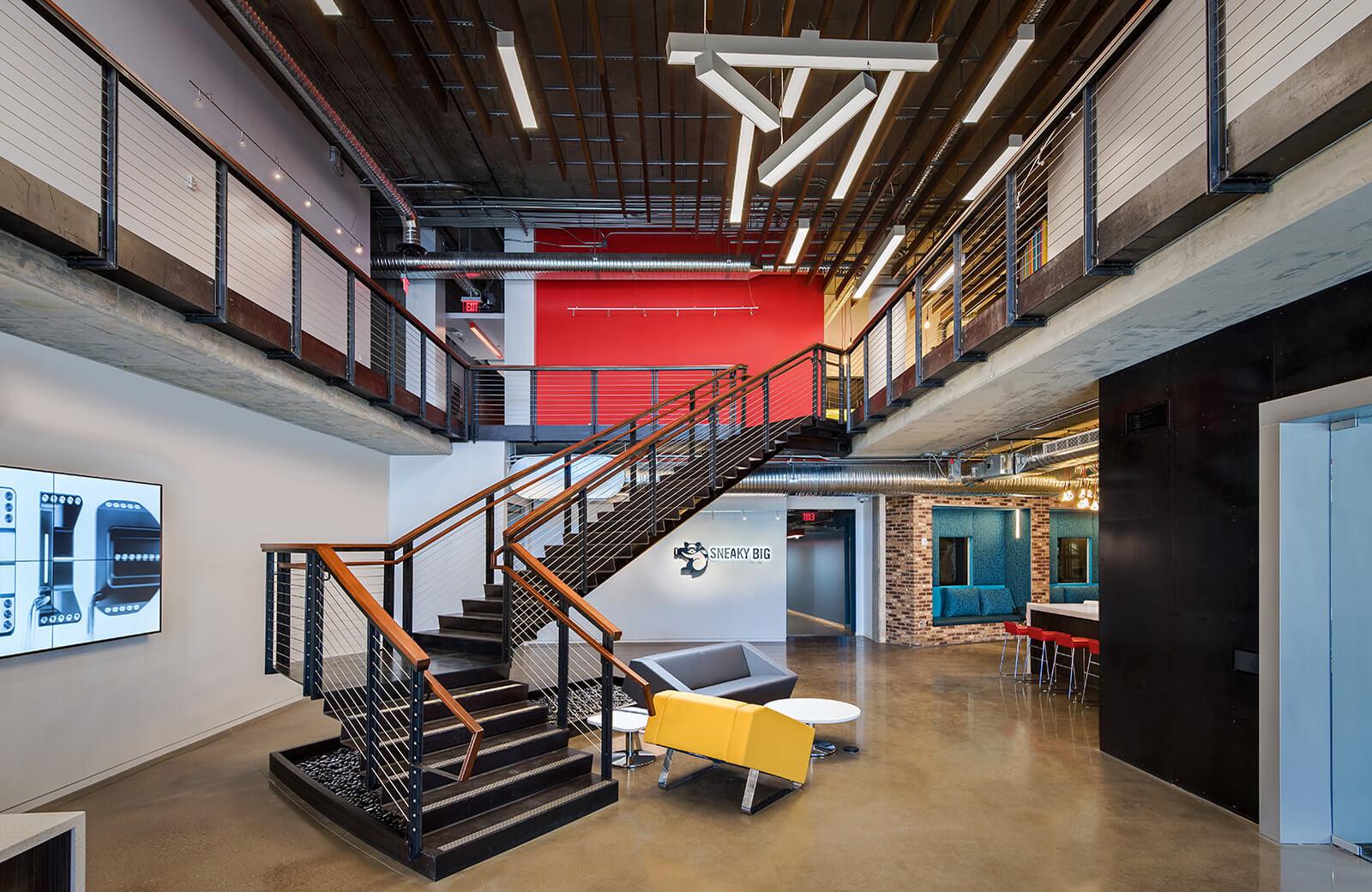McCarthy Nordburg Architectural Interior Design