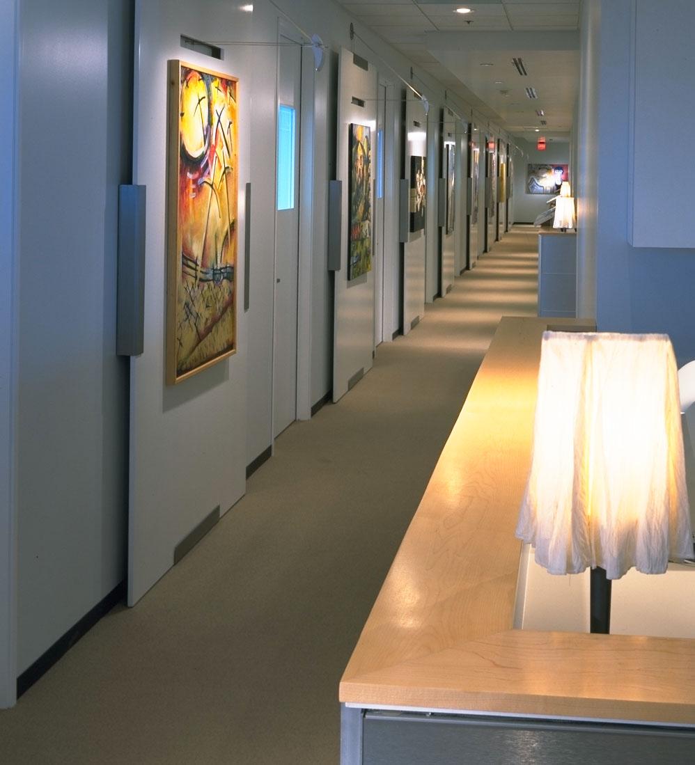 McCarthy Nordburg Interior Design: Modern Design For Boutique Law Firm